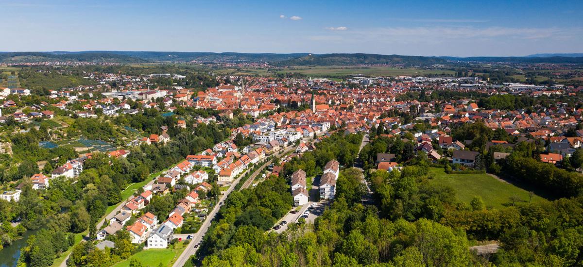 Foto Rottenburg am Neckar